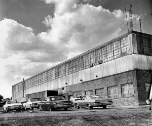 Factory on August 24 1966