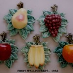 Fruit Wall Pockets