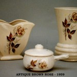 Antique Brown Rose