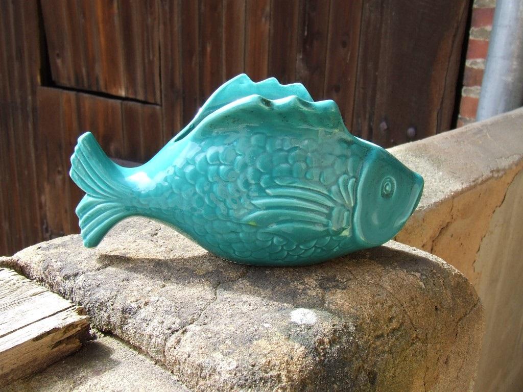Fish-planter